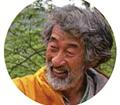 基調講演の畠山重篤氏の画像