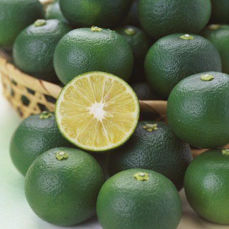 名実ともに徳島県を代表する果実「すだち」