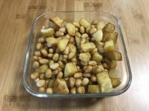 節分にも大豆と鳴門金時を食べよう