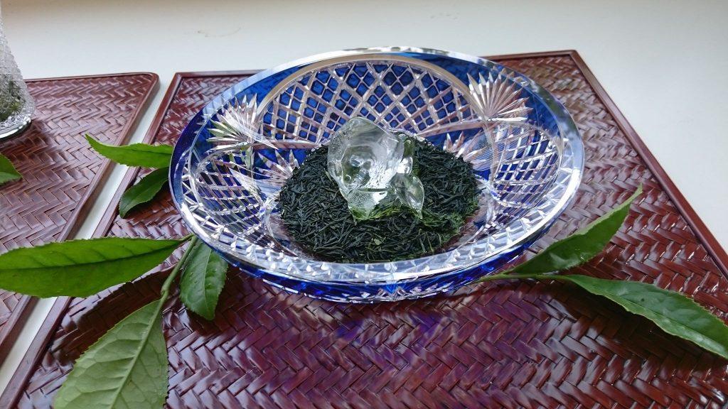 ツールド阿波ー初夏のおもてなしーお茶飲み比べ