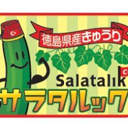 新品目「サラタルック」(イボ無しキュウリ)産地化の支援