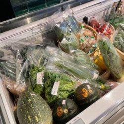 阿波市「産直野菜」販売拡大に向けたテストマーケティングについて