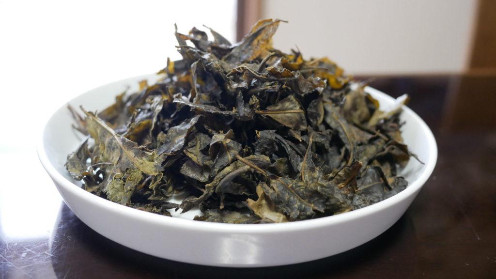 徳島の夏の香り、阿波晩茶!1