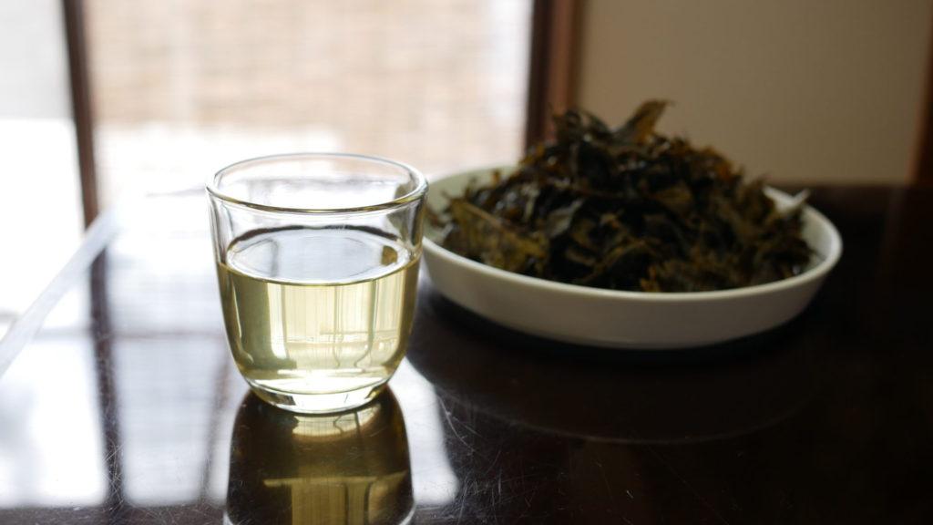 徳島の夏の香り、阿波晩茶!2