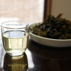 徳島の夏の香り、阿波晩茶!